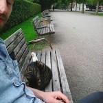 Der findes katte og mennesker
