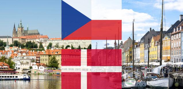 København og Prag