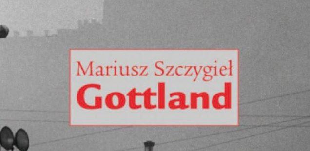 Uddrag fra romanenGottland (2006)
