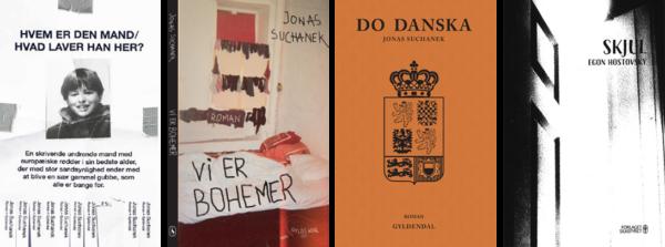 Bøger - Jonas Suchanek